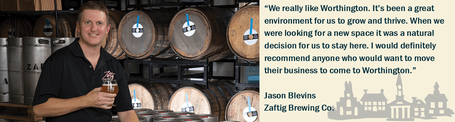 zaftig brewing quote