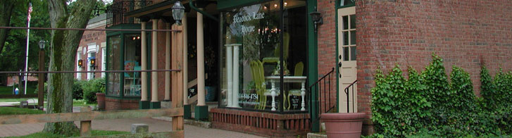 A small business in Worthington